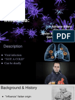 influenza powerpoint aa