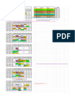 Time Table - Trimester-3 PGDM 2018-20