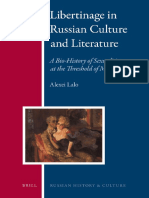 (Russian History and Culture 8) Alexei Lalo - Libertinage in Russian Culture and Literature_ A Bio-History of Sexualities at the Threshold of Modernity (Russian History and Culture)  -.pdf