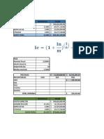 Análisis de Costos Financieros