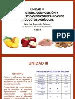 U-III Estructura, Comp y Caract Fisicomecánicas