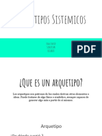 Arquetipos Sistemicos