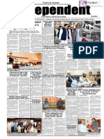Daily Independent Quetta - 5 May 2019