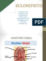 Glomerulonefritis Presentation