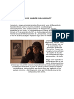 Analisis Pelicula Allende
