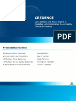 Credence Trial Results