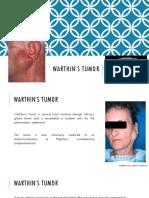 Warthin's Tumor