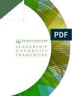 Leadership Capabilities Framework Project 050519