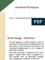 Strain Gauge