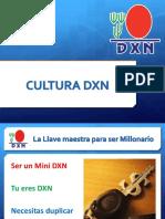 Cultura de DXN