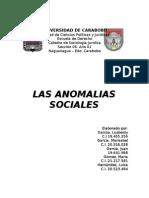 Anomalia Social