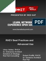 Vvaldez-rproffit-rhev Best Practices Adv Use