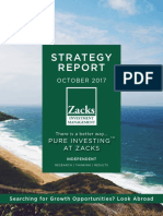 Strategy report 2017