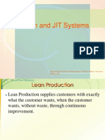 4f JIT n Lean System