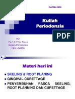 Skeling & Root Planing