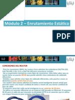 T02 - ENRUTAMIENTO ESTÁTICO