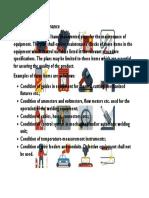 2 Description of Equipment