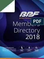 BPF Industry Directory 2018 Online