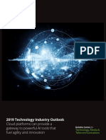 Us Tmt 2019 Technology Industry Outlook