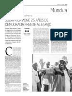 elecciones sudáfrica - Gara (I)