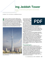 Engineering Jeddah Tower