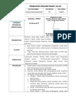Spo Pembuatan Resume Rawat Jalan