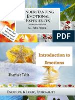 Presentation Emotion Introduction to Psychology