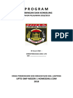 Program Bimbingan Konseling ( BK ) SMP-MTs Tahun 2018-2019. HOMESDKU.COM.docx