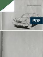 Manual-Mercedes- E300 Diesel - W210 em PT.pdf