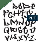 ! Graffiti Alphabets