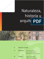 Naturaleza Historia y Arquitectura de Madrid