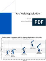 ArcWelding Solution