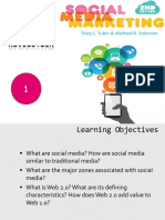 Social Media Slides Tuten Chap 1