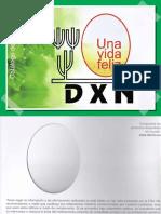 Nuevo Catálogo DXN 2019