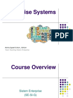 SE - 01 - Pengenalan Enterprise Systems.ppt