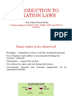 1_Introduction to Taxation Laws