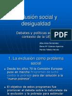 Exclusion y Pobreza