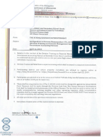 Division Memorandum No. 196, s. 2019