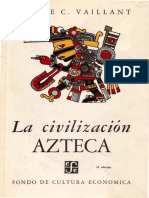 Vaillant George - La civilizacion azteca.pdf