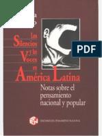 Argumendo - Los Silencios y La Voces de América Latina