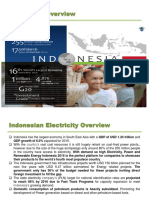 Indonesian Electricity Overview