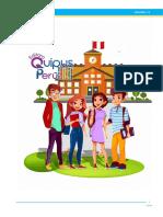 1.- Unidad Didáctiva N° 09 - Quipus Perú