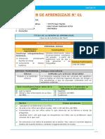 2.- Sesiones de Aprendizaje - Unidad Didáctiva N° 06 - Quipus Perú AGOSTO 2018.docx