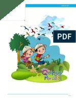 2.- Sesiones de Aprendizaje - Unidad Didáctiva N° 06 - Quipus Perú AGOSTO 2018