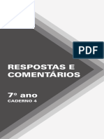 DL EFII Estudo Da Língua Cad4 7Ano Respostas