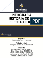 Infografia Riesgo Electrico