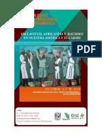 Programa congreso afroamerica