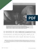 O idoso e os medicamentos - Inove Farmácia 2015