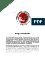 Guia Toro American Kenpo Americano