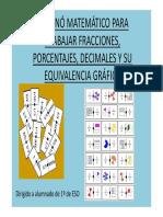 Domino Matematico